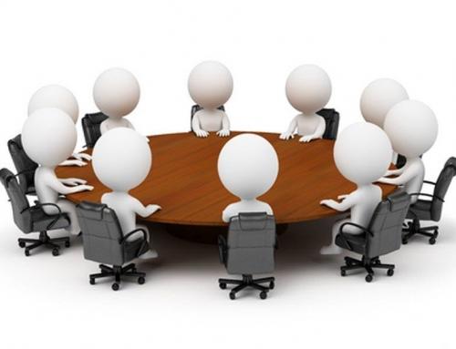 Заседание Совета молодых ученых