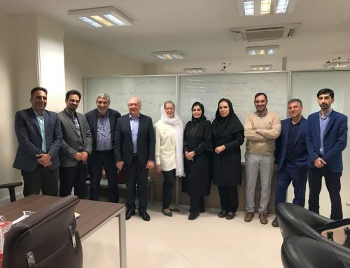 Отчет по командировке в г.Тегеран и Ахваз (Иран) с 21 по 28 февраля 2019 года