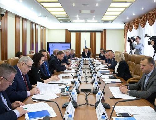 В Совете Федерации прошло заседание «круглого стола» на тему «Актуальные вопросы развития мелиоративного комплекса маловодных регионов Российской Федерации»