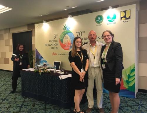 Третий Всемирный водный форум и 70 заседание Международного Исполнительного совета