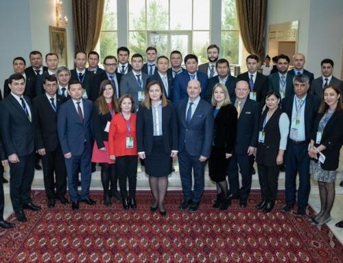 Совещание экспертов по водным ресурсам Центральной Азии в Ашхабаде